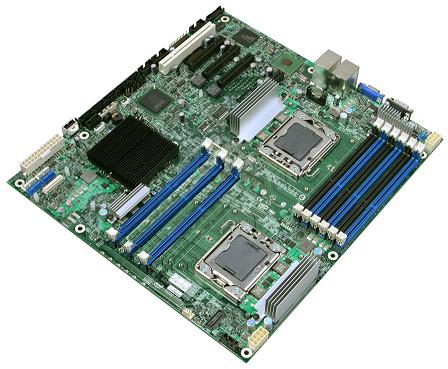 Intel Server Board S5500HCV