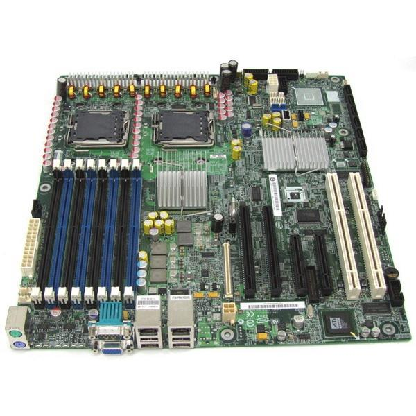 Intel Server Board S5000PSL (SATA)